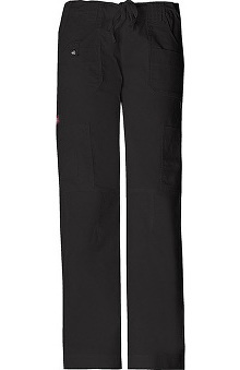 Gen Flex by Dickies Women's Junior Youtility Cargo Scrub Pant