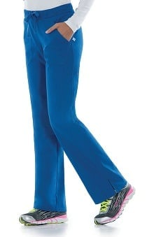 Clearance Everyday Scrubs Signature Stretch by  Dickies With Antimicrobial Certainty Women's Low-Rise Pull-On Scrub Pant