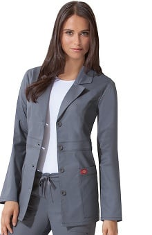 Gen Flex by Dickies Women's Junior Youtility Lab Coat