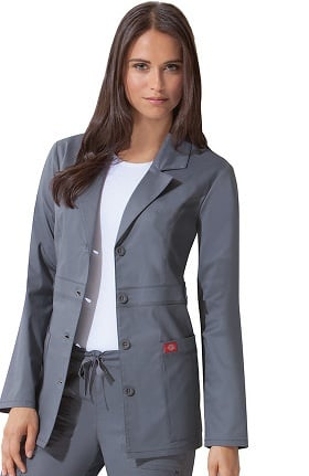 "Gen Flex by Dickies Women's Youtility 28"" Lab Coat"