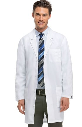 "EDS Professional Whites by Dickies Unisex 37"" Lab Coat"