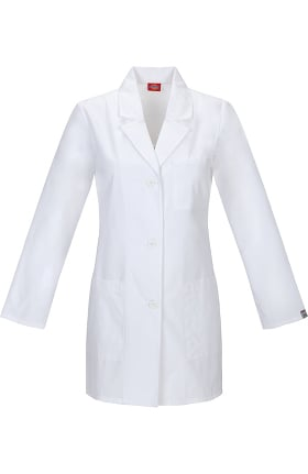"EDS Professional Whites by Dickies Women's Princess Seam 32"" Lab Coat"
