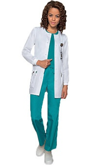 "Dickies EDS Women's Professional 32"" Lab Coat"