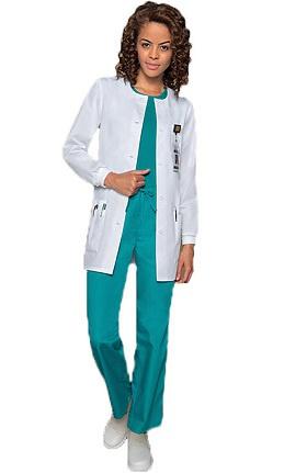 "Dickies EDS Women's Professional 32"" Lab Coat"