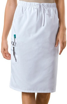 Clearance Everyday Scrubs by Dickies Women's Drawstring Skirt