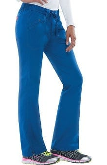 Evolution NXT by Dickies Women's Elastic Waist Cargo Scrub Pant