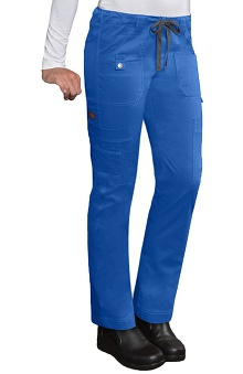 Clearance Gen Flex by Dickies Women's Low Rise Straight Leg Scrub Pant