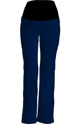 Clearance Gen Flex by Dickies Women's Maternity Knit Waist Scrub Pant