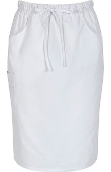 Clearance Everyday Scrubs Signature by Dickies Women's Drawstring Scrub Skirt