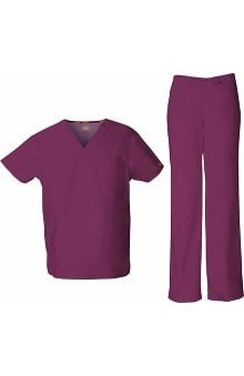 unisex scrub sets: Everyday Scrubs Signature by Dickies Unisex Set
