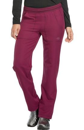 Dynamix by Dickies Women's Mesh Waistband Convertible Leg Scrub Pant