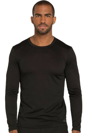Dynamix by Dickies Men's Long Sleeve Solid Underscrub T-Shirt