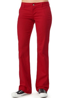 Clearance Dickies Girl by Medgear Women's Bull 2 Welt Pocket Pant