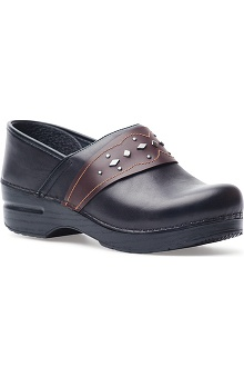 Clearance Professional Stapled Clog by Dansko Women's Pavan Clog