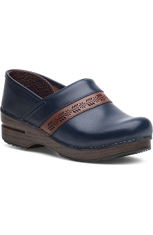 Clearance Professional Stapled Clog by Dansko Women's Penny Shoe