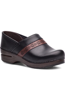 Professional Stapled Clog by Dansko Women's Penny Shoe