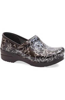 Professional Stapled Clog by Dansko Women's Patent Clog