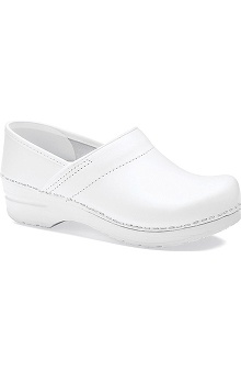 shoes: Professional Stapled Clog by Dansko Women's Patent Clog