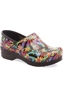 Clearance Professional Stapled Clog by Dansko Women's Patent Clog