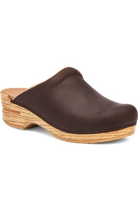 Professional Stapled Clog by Dansko Women's Sonja Open Back Clog