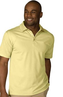 Scrubs new: Edwards Garment Men's Hi-Perform Polo