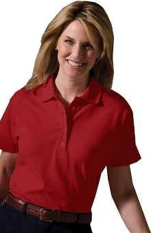 Scrubs new: Edwards Garment Women's Soft Touch Polo