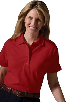Clearance Edwards Garment Women's Soft Touch Polo