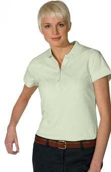 Edwards Garment Women's Hi-Perform Polo