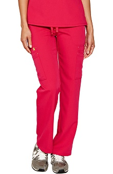 FIGS Women's Life Is Good Antimicrobial Scrub Pants