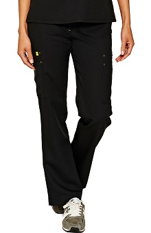 Clearance FIGS Women's Life Is Good Antimicrobial Scrub Pants