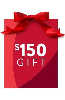 allheart $150 Gift Certificate
