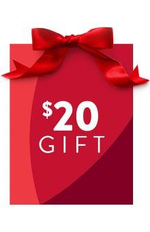 allheart $20 Gift Certificate