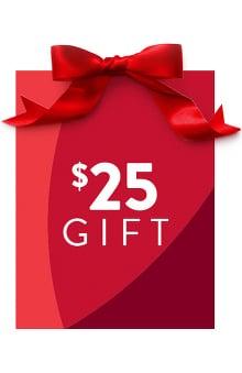 allheart $25 Gift Certificate