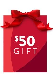 allheart $50 Gift Certificate