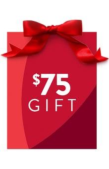 allheart $75 Gift Certificate