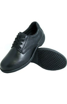 Genuine Grip Women's Black Casual Oxford Shoe