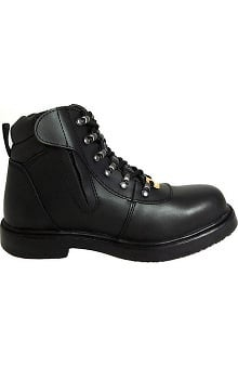 wide: Genuine Grip Men's ST Zipper Work Boot