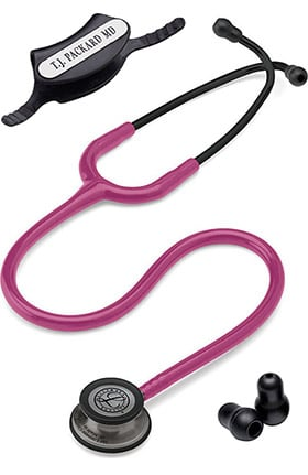 3M Littmann Classic III™ Stethoscope with Soft Sealing Eartips & Idenitification Tag Kit