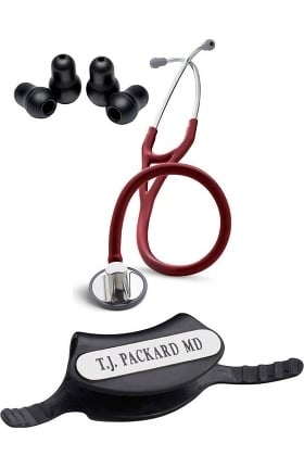 3M Littmann Master Cardiology with Soft Sealing Eartips & Idenitification Tag Kit