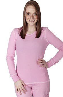 Clearance Healing Hands Women's Olivia Thermal Underscrub