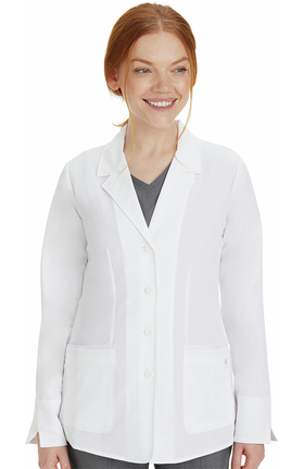 Purple Label Modern Fit by Healing Hands Women's Felicity Lab Coat