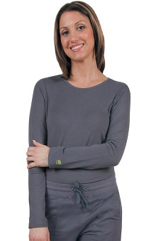 Clearance Healing Hands Women's Linda Long Sleeve Underscrub