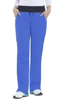 Green Label With Tencel® By Healing Hands Women's Kaylee Yoga Scrub Pant
