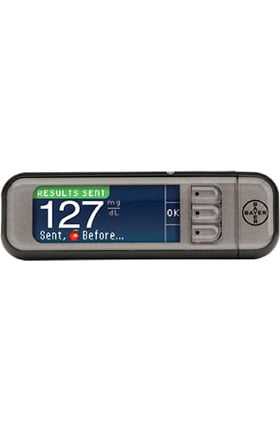 MiniMed Contour Next Link Blood Glucose Meter No Coding
