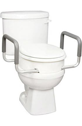 Carex Health Toilet Seat Elevator With Handles