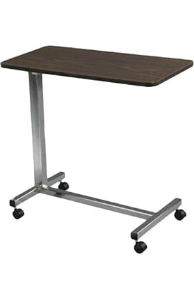 Drive Medical Non Tilt Overbed Table