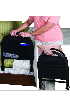 "Stander Bed Rail Advantage Traveler with Organizer Pouch 17"" Width x 22"" Height Rail"