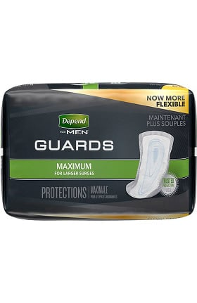 "Depend Guard For Men 12"" 52 Pack"