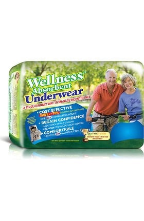 Wellness Absorbent Underwear