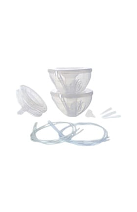 Freemie Collection Cups Deluxe Set for Electric Breast Pump